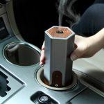 Umidificator si difuzor arome auto